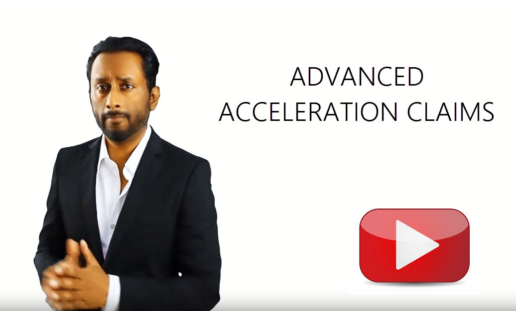 Advanced Acceleration Claims N.M.Raj Construction