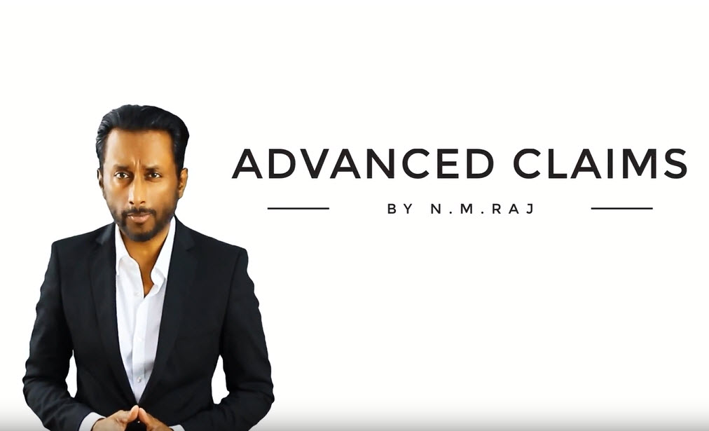 BRAND NEW MASTER COURSE By N.M.RAJ - ADVANCED CONSTRUCTION CLAIMS