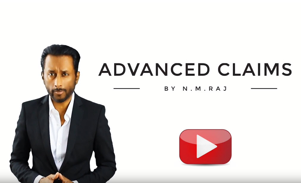 advanced construction claims N.M.Raj