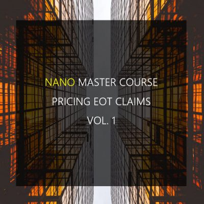 NANO Master Curse Pricing EOT vol. 1