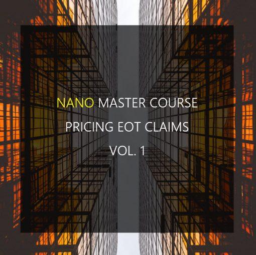 NANO Master Curse Pricing EOT vol. 1