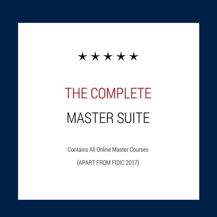The Complete Master Suite