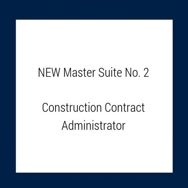 CONSTRUCTION CONTRACT ASMNISTRATOR